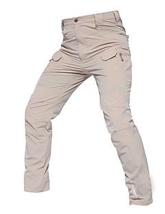 tanie Odzież turystyczna-Męskie Spodnie turystyczne Na wolnym powietrzu Szybkie wysychanie, Zdatny do noszenia, Oddychalność Spodnie / Doły Piesze wycieczki / Ćwiczenia na zewnątrz / Multisport