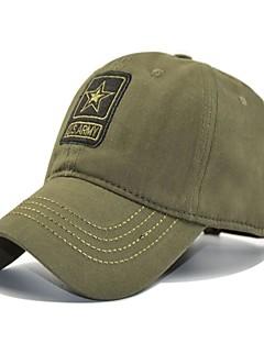 billige Trendy hatter-Unisex Grunnleggende Baseballcaps Trykt mønster