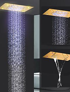 Χαμηλού Κόστους Ντους Βροχή-Σύγχρονο Ντουζιέρα Βροχή Ti-PVD Χαρακτηριστικό - Βροχή / Νεό Σχέδιο, Κεφαλή ντους