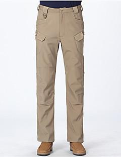 tanie Turystyczne spodnie i szorty-Unisex Spodnie turystyczne Na wolnym powietrzu Wiatroodporna, Ochrona przed deszczem, Oddychalność Spodnie Ćwiczenia na zewnątrz