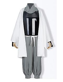 """billige Anime cosplay-Inspirert av Gintama Gintoki Sakata Anime  """"Cosplay-kostymer"""" Cosplay Klær Animé Kostume Til Herre Halloween-kostymer"""
