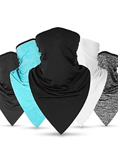 billige Sykkelklær-Ansiktsmaske Alle årstider Fukt Wicking / Fort Tørring / Pusteevne Reise / Utendørs / Sykkel Unisex Miljøvennlig Polyester / Høy Elastisitet