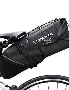 お買い得  サイクリング-3-10 L 自転車用サドルバッグ 防水, 反射, 耐久性 自転車用バッグ 600Dポリエステル 自転車用バッグ サイクリングバッグ サイクリング バイク