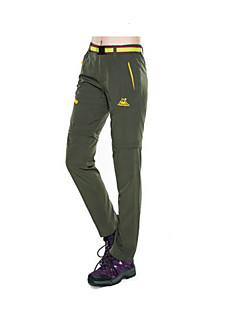tanie Turystyczne spodnie i szorty-Unisex Spodnie turystyczne Na wolnym powietrzu Szybkie wysychanie, Oddychalność Wiosna, jesień, zima, lato Spodnie Ćwiczenia na zewnątrz Kobiety L Kobiety XL Kobiety XXL / Średnio elastyczny