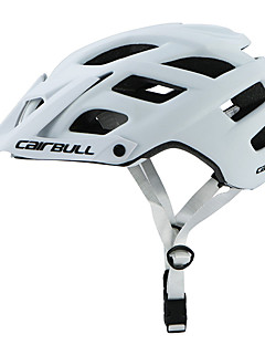 billiga Cykling-CAIRBULL Vuxen / Vuxna cykelhjälm / BMX Hjälm 21 Ventiler ESP+PC, PC sporter Cykling / Cykel / Cykel / MC - Himmelsblå / Grön / Mörkgrön Unisex