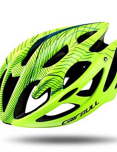 billiga Cykling-CAIRBULL Vuxna cykelhjälm 21 Ventiler EPS, PP (Polypropen) sporter Cykling / Cykel - Röd / Grön / Blå Unisex