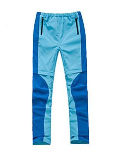 tanie Turystyczne spodnie i szorty-Damskie Spodnie turystyczne Na wolnym powietrzu Lekki, Szybkie wysychanie, Oddychalność Spodnie Piesze wycieczki / Wspinaczka / Ćwiczenia na zewnątrz / Odporny na UV