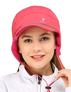 billige Clothing Accessories-VEPEAL Turcaps Hatt Vindtett Hold Varm Vinter Lilla Dame Vandring Vintersport Ensfarget Voksne