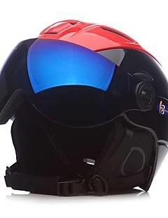 رخيصةأون تزلج و تزلج الجليد و ألواح التزلج-خوذة للتزلج رجالي / نسائي التزلج على الجليد / التزلج Impact Resistant  / الحرارية / الدافئة ESP + PC CE