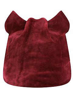 tanie Odzież turystyczna-Czapka turystyczna Czapka Skull Caps Zatrzymujący ciepło Jesień Zima Khaki Unisex Ćwiczenia na zewnątrz Sporty zimowe Moda Doroślu / Średnio elastyczny