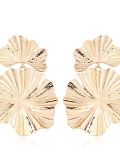 Γυναικεία Φαντασία Κρεμαστά Σκουλαρίκια Σκουλαρίκια κυρίες Κοσμήματα Χρυσό    Ασημί   Χρυσό Τριανταφυλλί Για Πάρτι   Βράδυ Καθημερινά 1 Pair 1ae75eaace6