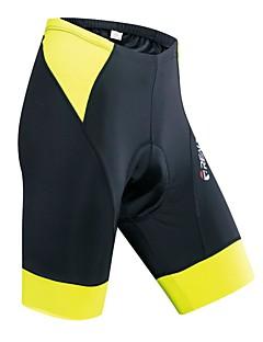 billige Sykkelklær-Unisex Sykkel Shorts Pustende, Fort Tørring Spandex Grønn og Svart / Blå og svart Veisykling Komfortabel form Sykkelklær