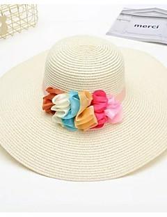 billige Hatter til damer-kvinners polyester solhue - geometrisk