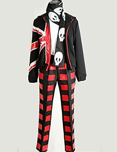 """billige Anime cosplay-Inspirert av Cosplay Cosplay Anime  """"Cosplay-kostymer"""" Cosplay Klær Britisk / Moderne Frakk / Genser / Topp Til Herre / Dame"""