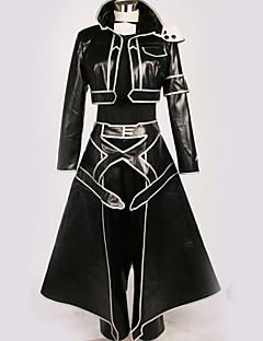 """billige Anime Kostymer-Inspirert av Sword Art Online Kirito Anime  """"Cosplay-kostymer"""" Cosplay Klær Spesielt design Topp / Bukser / Mer Tilbehør Til Herre / Dame"""