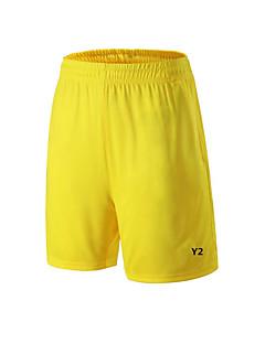 billige Herrebukser og -shorts-Herre Gatemote Shorts Bukser - Ensfarget Svart / Sport