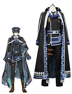 """billige Anime cosplay-Inspirert av Cosplay Cosplay Anime  """"Cosplay-kostymer"""" Cosplay Klær Annen Langermet Other / Frakk / Genser Til Unisex"""