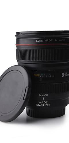 cheap -Unique Simulation Camera Lens Style 350ml Plastic Coffee Mug Cup