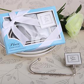 abordables Cadeaux Utiles pour Invités-Mariage / Enterrement de Vie de Jeune Fille Acier inoxydable Accroche sac Thème classique