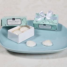 abordables Cadeaux Utiles pour Invités-Mariage Enterrement de Vie de Jeune Fille Bain & Savon Thème plage-2