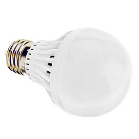 رخيصةأون لمبات LED-مصابيح كروية LED 550 lm E26 / E27 30 الخرز LED SMD 2835 أبيض دافئ 220-240 V