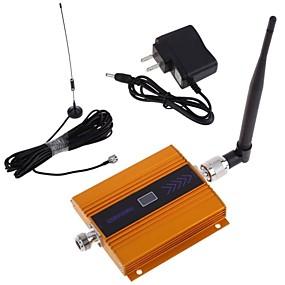 رخيصةأون مقويات إشارة الجوال-شاشات الكريستال السائل الهواتف النقالة GSM 900MHz إشارة معززة مكبر للصوت + عدة هوائي