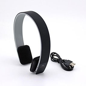 cheap Headphones & Earphones-LITBest BQ618 Over-ear Headphone Wireless Travel & Entertainment V3.0 with Microphone