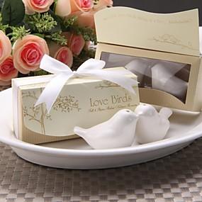 economico Bomboniere pratiche-Matrimonio / Anniversario / Festa per la promessa di matrimonio Ceramica Utensili da cucina Giardino / Orientale / Floreale