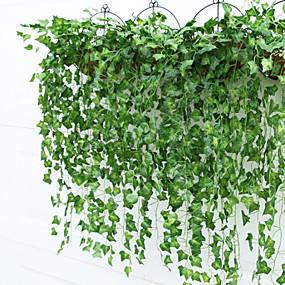 povoljno Dom i vrt-Umjetna Cvijeće 2 Podružnica Pastoral Style Biljke Zidno cvijeće