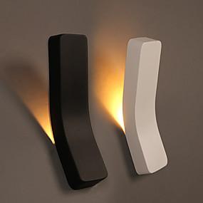 economico Apparecchi di illuminazione-Contemporaneo moderno Camera da letto Metallo Luce a muro 220V / E14