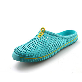 97caaa1bef Γυναικεία Παπούτσια Σιλικόνη Άνοιξη   Καλοκαίρι Ανατομικό Σαμπό   Mules  Παπούτσια Νερού   Περπάτημα Επίπεδο Τακούνι Σκούρο μπλε   Κόκκινο