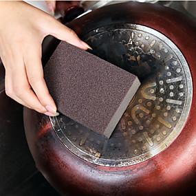 ieftine Produse De Curățat Bucătăria-carbură de siliciu nano decalcifiere bucătărie curată perie multifuncțională magie