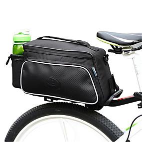 abordables Bolsas Maletero-ROSWHEEL 10 L Bolsas Maletero Impermeable Listo para vestir A Prueba de Golpes Bolsa para Bicicleta Tejido Poliéster CLORURO DE POLIVINILO Bolsa para Bicicleta Bolsa de Ciclismo Ciclismo / Bicicleta