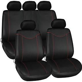 ราคาถูก -0.1-Car Seat Covers ที่นั่งครอบคลุม ธรรมดา สำหรับ Universal