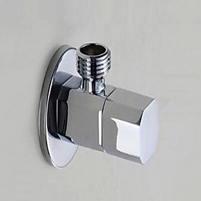 cheap Faucet Accessories-Faucet accessory - Superior Quality - Contemporary Brass Control Valve - Finish - Chrome