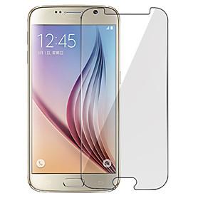 זול טלפונים ואביזרים-מגן מסך ל Samsung Galaxy S7 / S6 / S5 זכוכית מחוסמת מגן מסך קדמי נוגד טביעות אצבעות