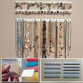 billige Lagring og oppbevaring-Plast Oval Reisen Hjem Organisasjon, 1pc Smykkeoppbevaring