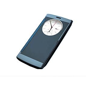 levne Pouzdra telefonu-Carcasă Pro LG / LG G4 LG pouzdro s okýnkem / Galvanizované Celý kryt Jednobarevné Pevné Akrylát pro