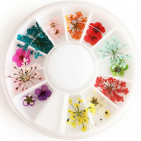 povoljno Ukrašavanje noktiju-1 pcs Nail Art Design Cvijet / Moda Dnevno
