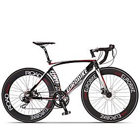 povoljno Rasprodaja-Cestovni bicikli / Udobnost bicikle Biciklizam 14 Brzina 26 inča / 700CC SHIMANO ST A070 Disk kočnica Bez prigušenja Bez prigušenja Običan / Anti-Slip Aluminijska legura