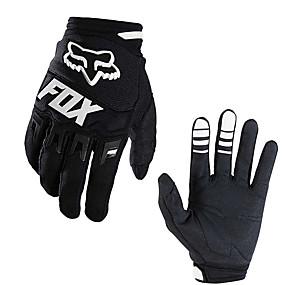 povoljno Posebne ponude-pun prst unisex ugljičnih vlakana motocikli rukavice off road rukavice biciklističke rukavice jahanje na otvorenom rukavice