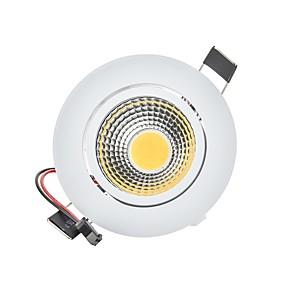 billige Innfelte LED-lys-1pc 3 W 250 lm 2G11 1 LED perler COB Dekorativ Varm hvit / Kjølig hvit 85-265 V / 1 stk. / RoHs