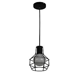 billige Hengelamper-Anheng Lys Nedlys galvanisert Metall LED 220-240V / 100-120V Gul Pære ikke Inkludert / E26 / E27