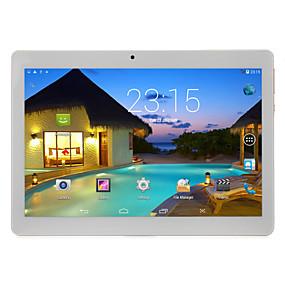 abordables Tablettes-Jumper 10.1 pouce Android Tablet (Android 5.1 1280 x 800 Quad Core 1GB+16GB) / 64 / Mini USB / Fente SIM / Lecteur de Carte TF / Prise pour Ecouteurs 3.5mm