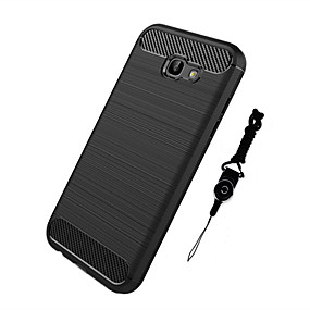 hesapli Cep Telefonu Kılıfları-Pouzdro Uyumluluk Samsung Galaxy A5(2017) / A3(2017) Toz Geçirmez Arka Kapak Yumuşak için A3 (2017) / A5 (2017) / A7 (2017)