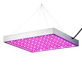 abordables Lampe de croissance LED-1pc Luminaire croissant 420 lm 289 Perles LED SMD 3528 Rouge Bleu 85-265 V / 1 pièce / RoHs / CCC