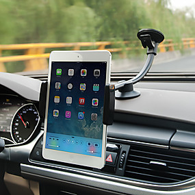 halpa Telineet ja jalustat-auton yleinen / matkapuhelin / tabletti / ipad-kiinnitysjalustan etu-tuulilasi universaali / iphone / tablet-cupula-tyyppinen abs-pidike