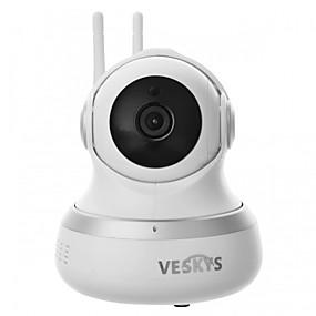 Χαμηλού Κόστους Κάμερες IP-veskys® 1080p hd 2.0mp wifi παρακολούθηση ασφαλείας ip κάμερα / αποθήκευση σύννεφο / αμφίδρομο ήχο / απομακρυσμένη οθόνη / νυχτερινή όραση