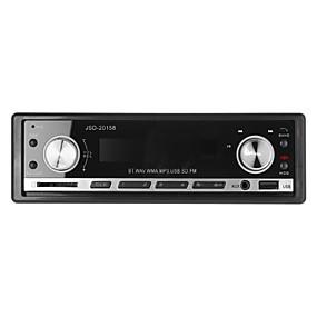 Недорогие Аудио для авто-2015 новый 12v поддержка стерео FM-радио mp3 аудио плеер Bluetooth телефон с USB / SD ММС порт автомобильной электроники в тире 1 DIN