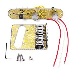 povoljno Glazbeni instrumenti-profesionalac Most Gitara Električna gitara Metal Visoka kvaliteta Glazbena oprema Instrument